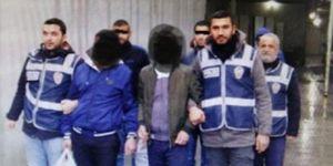 Gaziantep'te 104 suç dosyasından aranan 2 şüpheli yakalandı