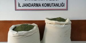 Diyarbakır'da 62 kilogram esrar ele geçirildi