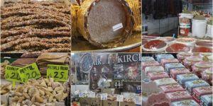 Adıyaman'da açılan yöresel ürünler fuarına ilgi artıyor