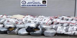 Uyuşturucu ticareti yapan 100 şüpheli tutuklandı