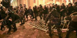 Lübnan'da çatışmalar devam ediyor: 114 yaralı