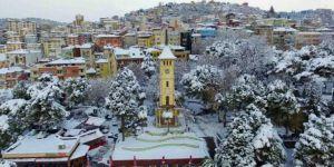 İstanbul'a perşembe ve cuma günü kar geliyor