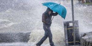 Meteoroloji kuvvetli yağış ve rüzgâr uyarısı yaptı