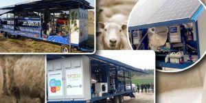 """Tarım ve Orman Bakanı Pakdemirli: """"Küçükbaşta çiğ süt kalitesi artacak"""""""