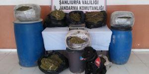 Şanlıurfa'da uyuşturucu tacirlerine yönelik operasyonda 4 kişi tutuklandı