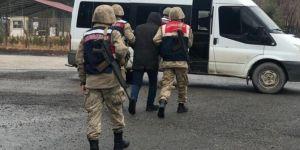Siirt'te sosyal medyada PKK propagandası yaptığı belirtilen kişi gözaltına alındı