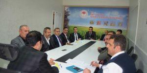 Siirt'te Tarımsal Yayım ve Danışmanlık il Teknik Komitesi toplantısı yapıldı
