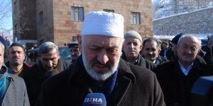 Emekli Müftü Arvas, Merhum Çevik'in Kur'an ve sünnete bağlılığına vurgu yaptı