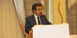 Vali Güzeloğlu, Silvan Projesi'yle Diyarbakır'ın tarımın taşıyıcısı olacağını söyledi