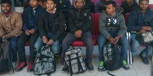 401 irregular migrants held in Turkey