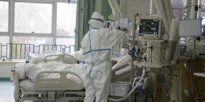 Coronavirus quarantine room arranged at Istanbul Airport