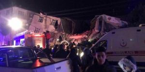 Elazığ Valisi Kaldırım: Kentte şu ana kadar 3 kişi hayatını kaybetti