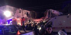 Elazığ'daki depremde hayatını kaybedenlerin sayısı 8'e yükseldi