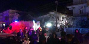 HÜDA PAR Genel Başkanı Sağlam'dan Elazığ depremi paylaşımı