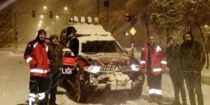 Mardin'den deprem bölgesine destek ekipler gönderildi