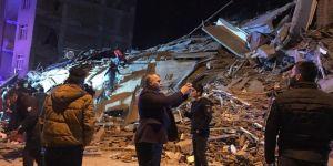 Cumhurbaşkanı Erdoğan'dan Elazığ depremi ile ilgili paylaşım