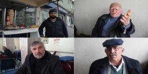 Çınar'da su zammına tepkiler devam ediyor