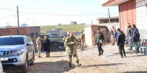 Çınar Başalan'da gerginlik: 2 gözaltı