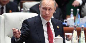 Rusya Devlet Başkanı Putin'den Cumhurbaşkanı Erdoğan'a taziye mesajı