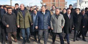 Diyarbakır Bağlar Belediyesinden deprem seferberliği