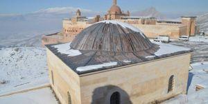 Türkiye'nin gözdesi ve Ağrı'nın Topkapı sarayı: İshak Paşa Sarayı