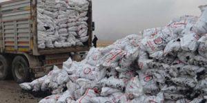 Elazığ ve Malatya'daki depremzedelere 30 bin ton kömür