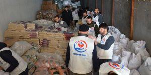 Yetimler Vakfı İdlib için yardım seferberliği başlattı