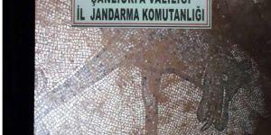 Şanlıurfa'da Roma Dönemine ait tarihi eser operasyonu