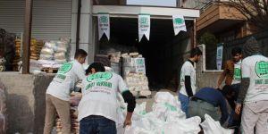 Diyarbakır Umut Kervanı'ndan İdlib'e yardım seferberliği