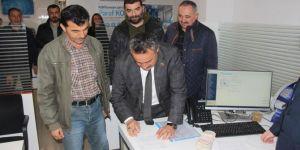 Konya Seydişehir Belediyesinden depremzedelere yardım eli