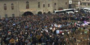 Diyarbakırlılar: Kudüs, sadece Filistinlilerin değil, bütün Müslümanların kutsalıdır