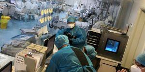 Çin'de koronavirüs salgınınıh başladığı Vuhan'a askeri sağlık personeli sevk edildi