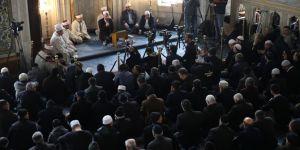 Depremde hayatını kaybedenler için Kur'an-ı Kerim ve Mevlid-i Şerif okundu