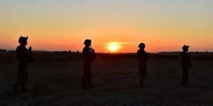 Suriye rejiminin yoğun topçu saldırısında 4 asker hayatını kaybetti