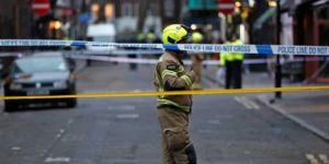 Londra'da 2'inci Dünya Savaşı'ndan kalma bomba bulundu