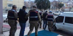 Siirt'te hayvan hırsızları tutuklandı