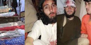 """Afganistan'da mahkumlar, """"Kur'an-ı Kerim'e hakaret"""" edilmesine tepki gösterdi"""