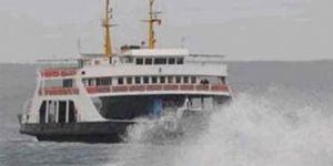 Bursa-İstanbul deniz otobüsü seferlerinden bazıları iptal edildi
