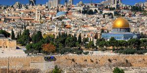 Diyarbakır'da 7'den 70'e herkes Kudüs'e sahip çıktı