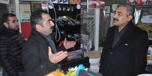 """HÜDA PAR Batman İl Başkanı Şahin: """"Piyasanın açılmasına yönelik politika geliştirilmeli"""""""