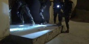 İzmir merkezli 16 ilde suç örgütlerine yönelik operasyon düzenlendi