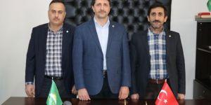 HÜDA PAR Malatya İl Başkanı halkı Diyarbakır'daki Kudüs mitingine davet etti