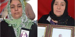 HDP Diyarbakır İl Binası önündeki evlat nöbetine 2 aile daha katıldı
