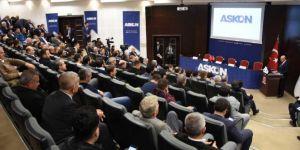 ASKON 11. Aylık Ekonomi Değerlendirme Toplantısı Adana'da gerçekleştirildi