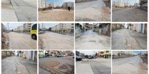 HÜDA PAR Nusaybin İlçe Başkanı'ndan su zammı ve bozuk yollara tepki