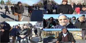 Engellilerin Kudüs aşkı engel tanımadı