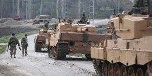 Hatay'ın Reyhanlı ilçesindeki askeri hareketlilik sürüyor