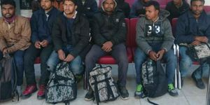 Osmaniye'de 34 düzensiz göçmen yakalandı