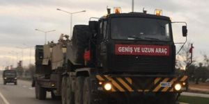 Sınır birliklerine askeri takviye devam ediyor
