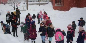 Diyarbakır merkez ve tüm ilçelerinde okullar tatil edildi